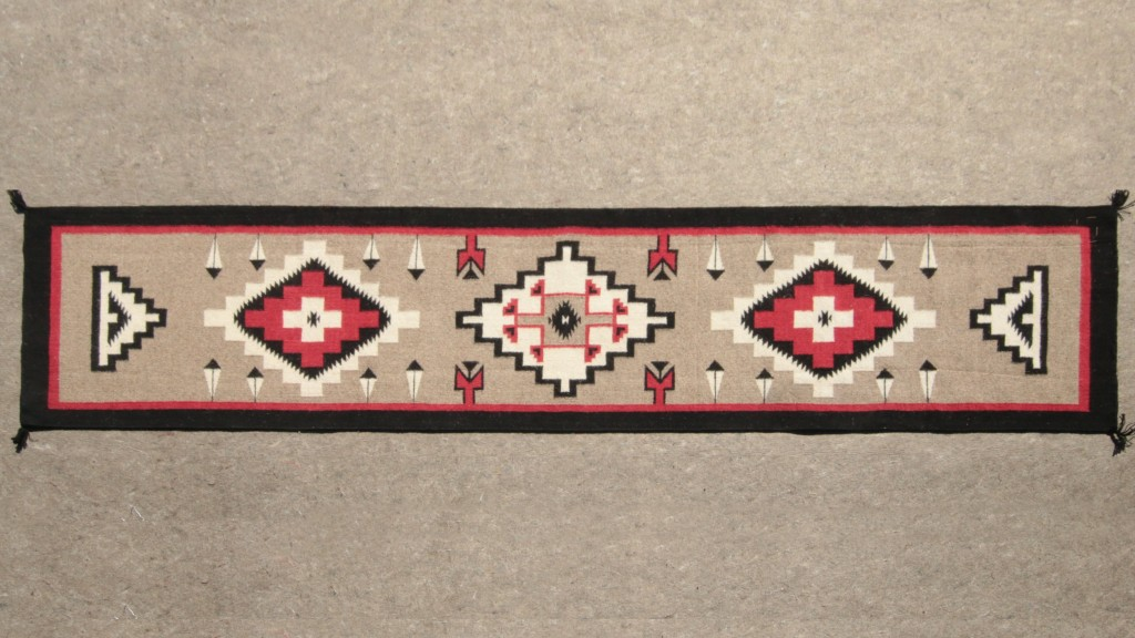 "Four Corners Runner, 26""x10'"