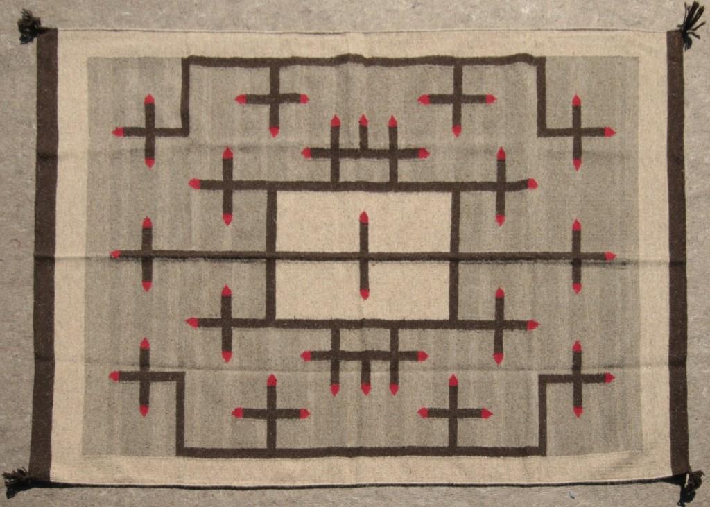 Natural Crosses, 5'x7', $937