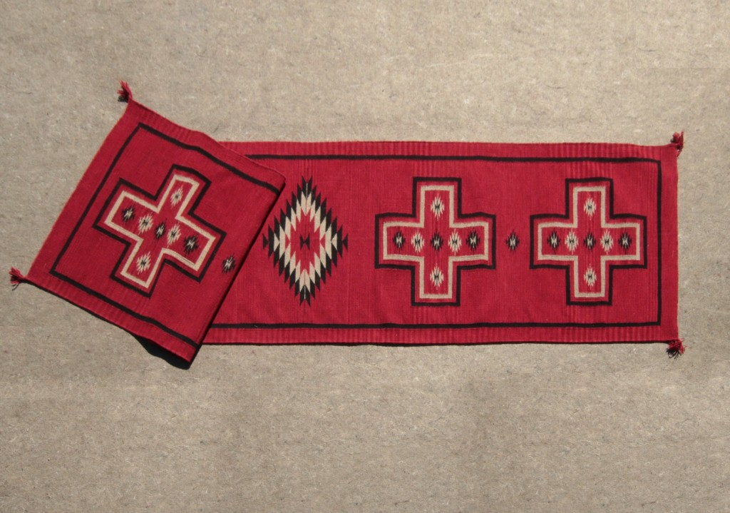 Red Chief Runner, 3'x12', $985